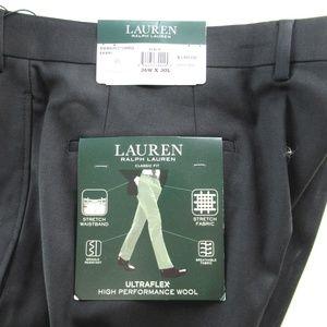 Ralph Lauren Pants - New Ralph Lauren Ultraflex Wool Flat Front 30 x 31
